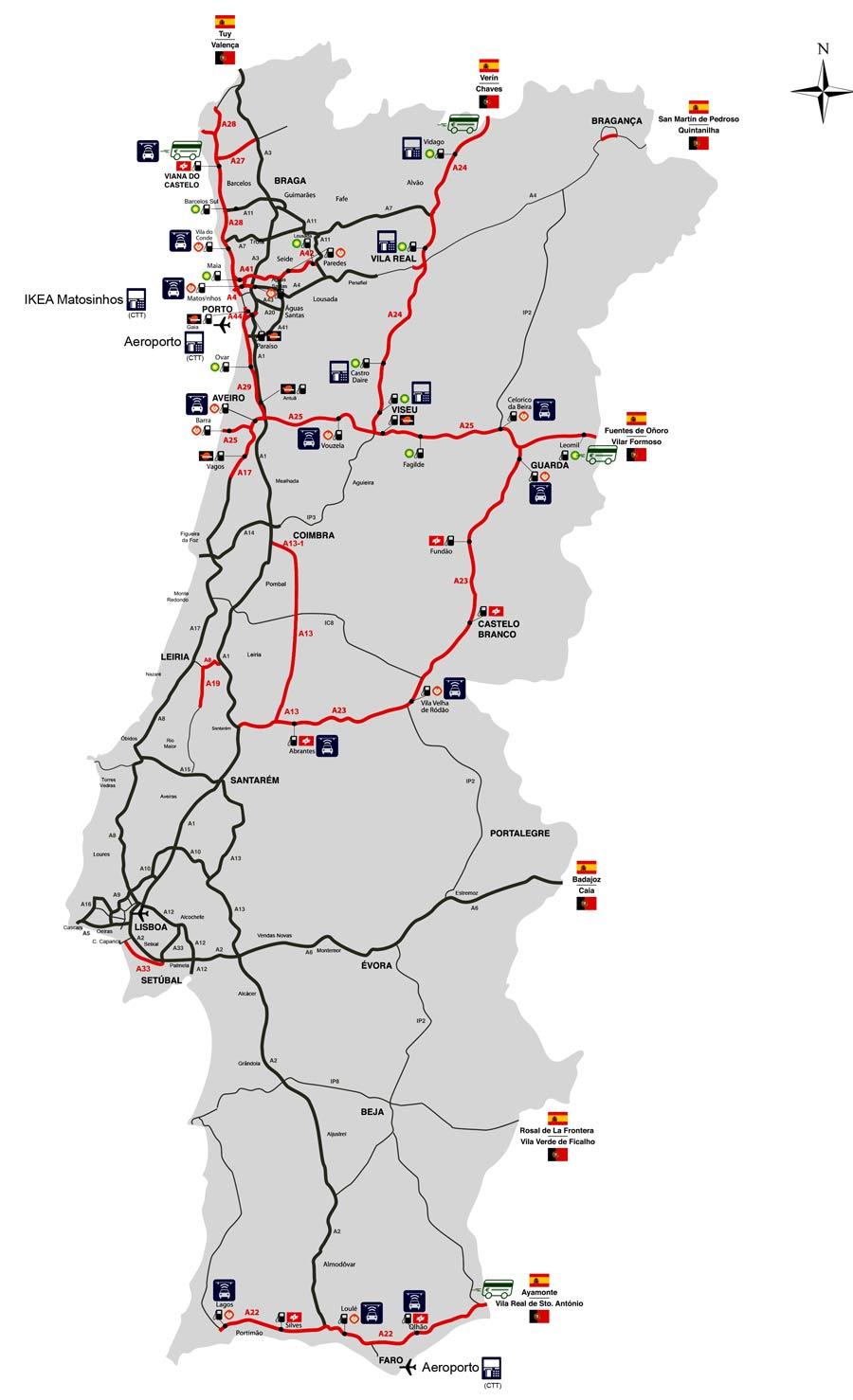 Peajes En Portugal Mega Guia 2020 100 Dudas Resueltas